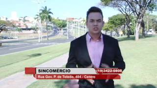 SINCOMÉRCIO - Semana 39/2016