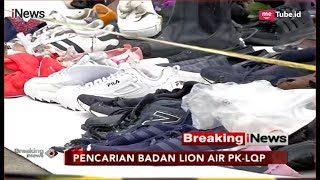 Video Inilah Barang-barang Korban Lion Air JT 610 yang Dijaga Ketat - Breaking iNews 02/11 MP3, 3GP, MP4, WEBM, AVI, FLV November 2018