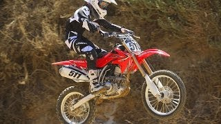 9. 2012 Honda CRF150R First Ride - MotoUSA