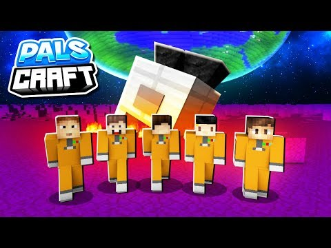 A CRAZY NEW WORLD? (PalsCraft is BACK!) | PalsCraft 2 - Episode 1