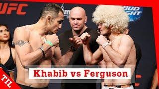 Video Khabib Nurmagomedov vs Tony Ferguson | The Real Championship Fight MP3, 3GP, MP4, WEBM, AVI, FLV Februari 2019
