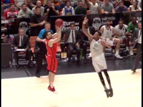Top 3 Plays 7DAYS EuroCup Finals Game 3