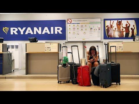 Απεργούν οι πιλότοι της Ryanair
