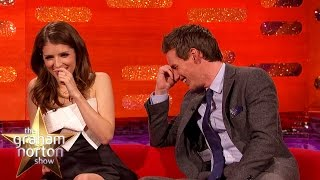 Eddie Redmayne Had His Sexual Awakening During The Lion King - The Graham Norton Show