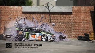Ken Block - Gymkhana 4 - The Hollywood Megamercial