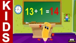 How To Add 13   Simple Math   Tutorial