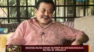 Video 24 Oras:  Bagong-biling bahay ni Erap sa Maynila na nagkakahalaga ng P80-M, ipinasilip MP3, 3GP, MP4, WEBM, AVI, FLV September 2018