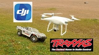 This is one of the coolest Traxxas Slash 4x4 bodyshells I've ever seen! You can pick these up from killerbodyrc.com or your local hobby store. I've filmed with this shell before and this location is not new to me either. Lets bash! Warning, lots of crashes bumps and fun in this video! I've used the DJI Phantom to record some of the shots, this is an amazing piece of engineering! Enjoy. Traxxas Slash 4x4s go Mud Bogging, now with 21Million views!! https://youtu.be/JJ087K-YVbwSome of the most popular Slash video links are here:Slash 4x4 Rip It Up:https://youtu.be/gda1SD2R_iETraxxas XMAXX & Slash Mud Bash!:https://youtu.be/eKZxz5LgXKUSlash The Ulimate Bashing Machine:https://youtu.be/xPWCdPer_VgSlash Skate Park Pain:https://youtu.be/TXx65v3gvVsSlash Pure Crash and Accident Compilation:https://youtu.be/J6IWX6ahGJoSlash 4x4s get down and dirty:https://youtu.be/HIpUW1JMsHII am running on the 13t Pinion, the 18t Pinion is for hard surfaces on however I've been running the high speed for serveral months without issue. This gives roughly 45MPH on 3s!In this video I am running on 3s 6200MAH LIPO giving approximately 30 minutes of runtime each pack. This is the Low CG version running the standard speed pinion as well.Thanks for watching, please like, subscribe, and share these videos and I'll see you next time.Jake Billing Facebook Page Here: https://www.facebook.com/jakebillingonyoutube/