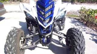 4. 2007 Raptor 700R Special Edition