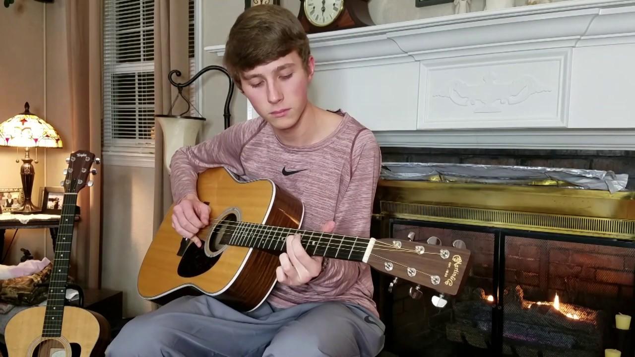 Peyton Malone Guitar Songs Video 2