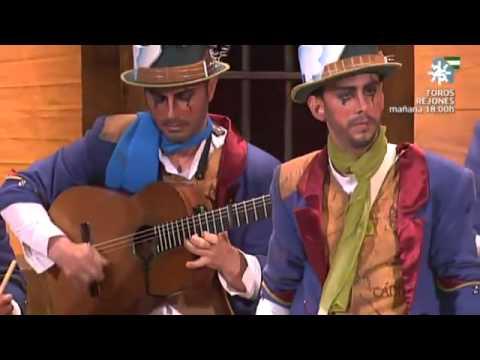 Comparsa, La canción de Cádiz - Gran Final
