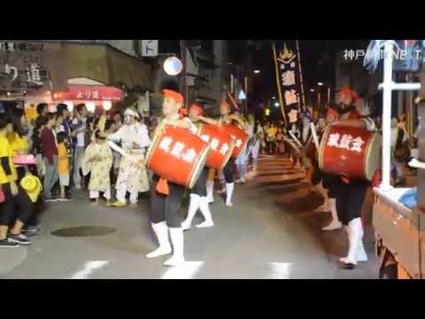 尼崎 戸ノ内町の「道ジュネー」2015