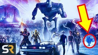 Video 15 Ready Player One Easter Eggs And References You Totally Missed MP3, 3GP, MP4, WEBM, AVI, FLV Desember 2018