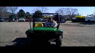 8. 2008 John Deere XUV 620i Gator for sale | sold at auction March 30, 2012