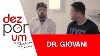 """O Programa """"Dez Por Um"""" desta semana é com o Dr. Giovani especialista em suporte avançado de vidas e serviços de urgência..."""