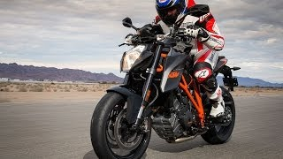 4. 2014 KTM 1290 Super Duke R Review - MotoUSA