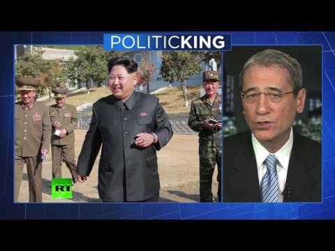 Trump admin. posturing towards war with Syria and North Korea?