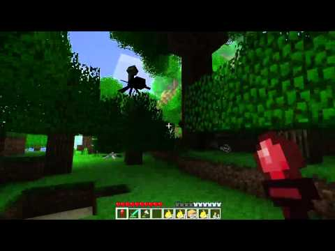 Minecraft Mod LP: Spider Queen Part 14 - Rare Fruits and Angry Queens