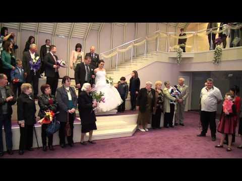 Сватбата на Милена и Иво