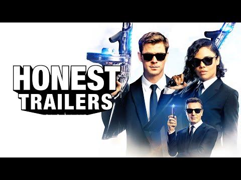 Honest Trailers   Men in Black: International