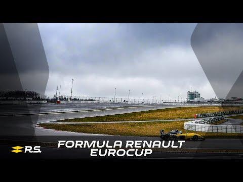 2018 Formula Renault Eurocup - Nürburgring - Race 1 Live