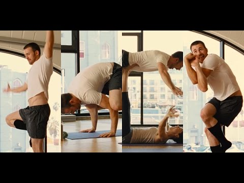 Playing It Cool (Clip 'Fails at Yoga')