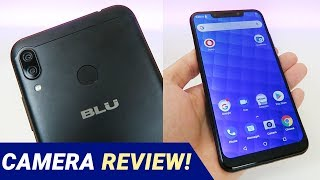 BLU Vivo XL4 - Camera Review! (With Samples)