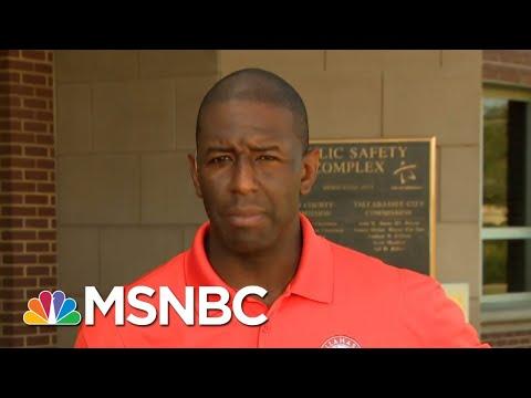 Mayor Andrew Gillum Talks Hurricane Michael Aftermath | Andrea Mitchell | MSNBC