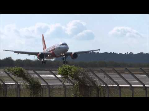 Plane Spotting : Phuket International Airport 2012