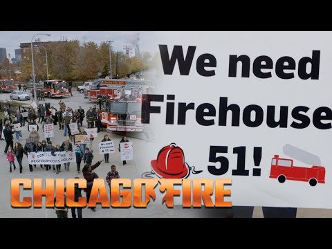 Save Firehouse 51! | Chicago Fire
