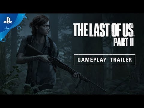 The Last of Us Part II – E3 2018