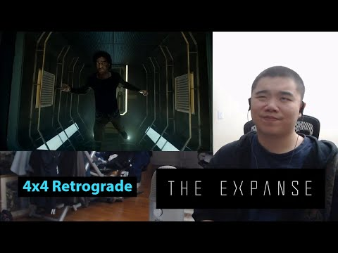 The Expanse Season 4 Episode 4- Retrograde Reaction and Discussion!