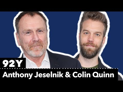Anthony Jeselnik In Conversation With Colin Quinn: Fire In The Maternity Ward