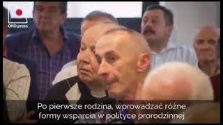 Nie możemy odgrzybić, odszczurzyć i zastosować środków chemicznych – mówi Kuchciński o działaniach PiS. Czyli co, gdyby mogli, to zagazowaliby nas?