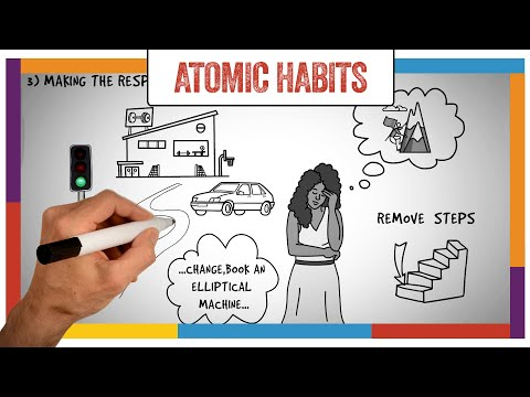 Watch 'Atomic Habits Summary & Review (James Clear) - ANIMATED - YouTube'