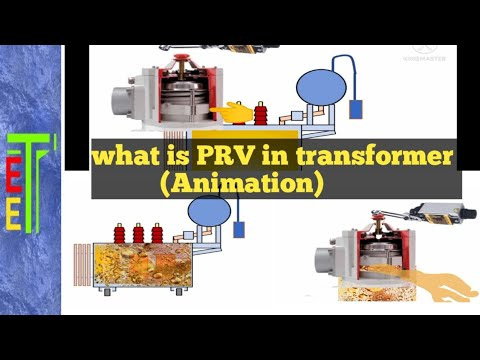 what is PRV in transformer