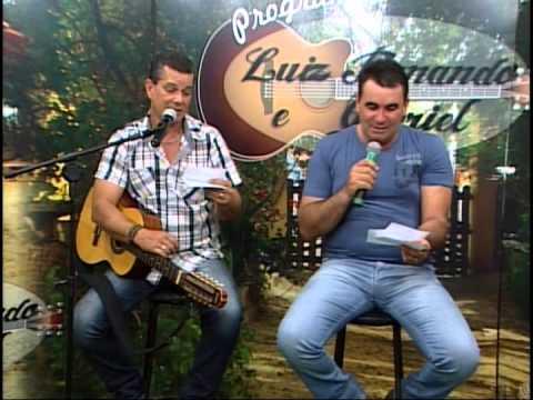 Luiz fernando e Gabriel 19 11 2014