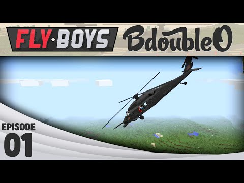 fly - Minecraft Fly Boys is mini mod pack I have put together for a group of friends (not for distribution). We are going to build up defenses for 1 week and at the end of that week, we will blow...
