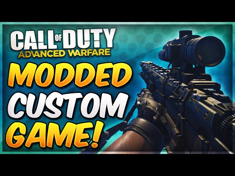 dual - Call of Duty Advanced Warfare Modded Custom Game with Dual Wield Snipers, Rocket Launchers, Submachine guns, modded pov weapons, lots of gun animation glitches & much more! MESSAGE ...