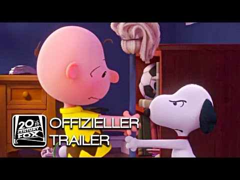 Die Peanuts – Der Film | Trailer #4 | Deutsch HD