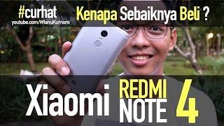 Video Xiaomi Redmi Note 4: Kenapa SEBAIKNYA Dibeli? #CurhatGadget MP3, 3GP, MP4, WEBM, AVI, FLV November 2017