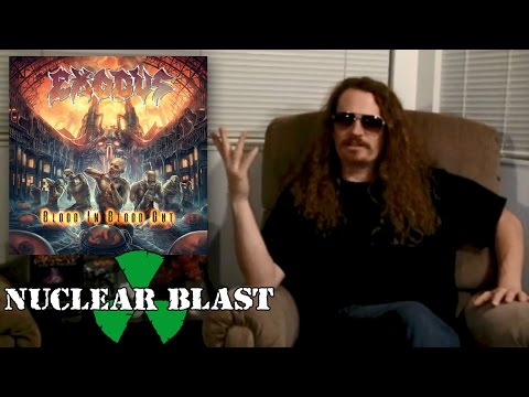 EXODUS - Blood In, Blood Out: PART 4 - Making of Album (OFFICIAL TRAILER)