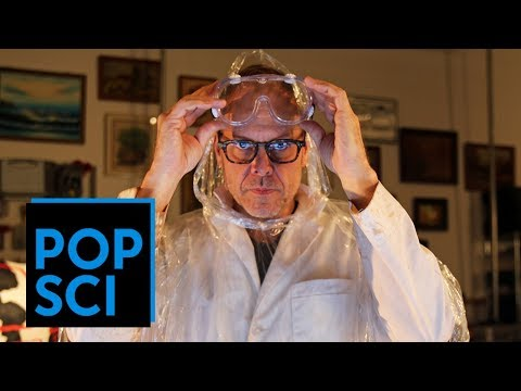 Alton Brown s Jet Cream Invention Makes a Gallon of Ice Cream in Just 10