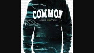 Common ft. Kanye West: Punch Drunk Love