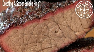 Smoke Ring Experiment Using Celery Seed Three Ways | BBQ Beef | Pit Barrel Cooker by Ballistic BBQ