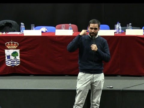 Charla «Nutrición en el Deporte» (Javier Rodríguez Rocinau)