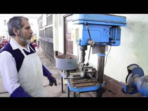 Jaime Alegre - Técnico en Metalurgia