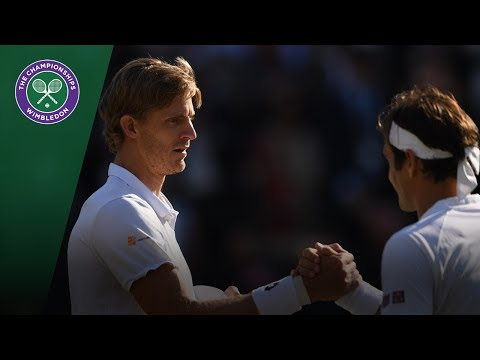 Roger Federer loses to Kevin Anderson in last eight | Wimbledon 2018