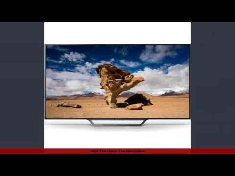 Sony KDL 48W650D 48 Inch Class Full HD 1080P TV with Flat