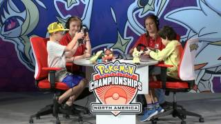 http://bit.ly/ST1xUqWatch Phillip battle Nicholas in the finals of the 2017 Pokémon Video Game North American International Championships Junior Division (match starts at 12:57)! Learn more about the Pokémon Championship Series on our site!